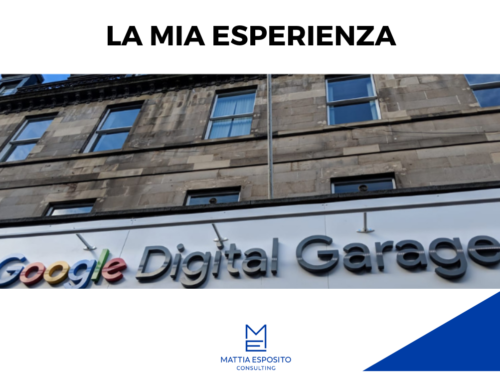Google Digital Garage : La mia esperienza a Edimburgo.