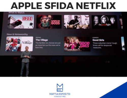 Apple Tv + e Apple Tv Channel : Apple sfida Netflix.